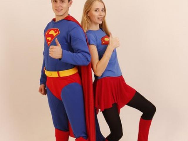 Супергерои: поиск суперсилы от 4 лет