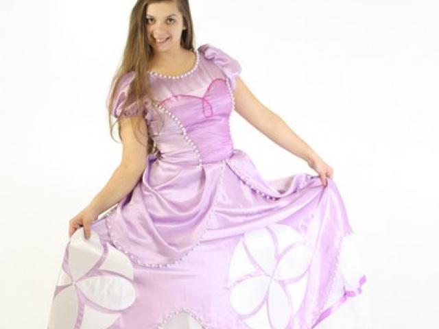 Бал принцесс от 4 лет