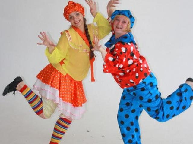 Цирковая школа от 2-5 лет